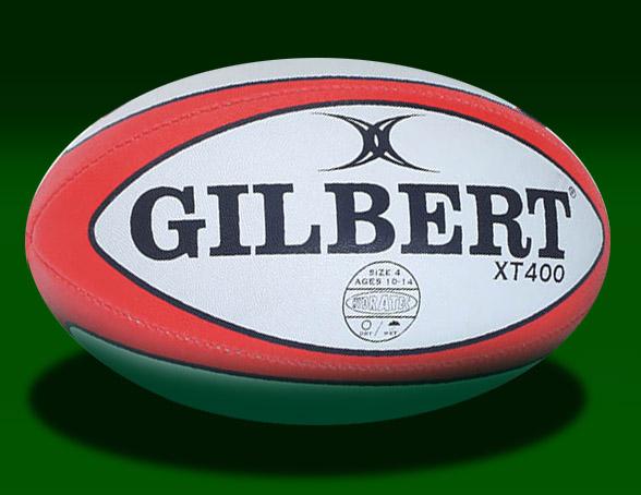 Pallone da rugby [ESEMPIO]