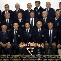 squadra vincente 1970