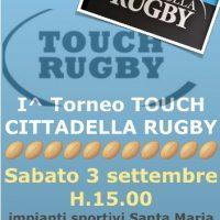 I° Torneo Touch Cittadella