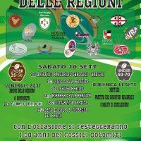 1° Torneo Corv delle Regioni
